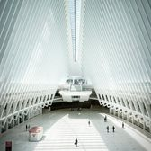 World Trade Center Oculus, Financial District, Manhattan