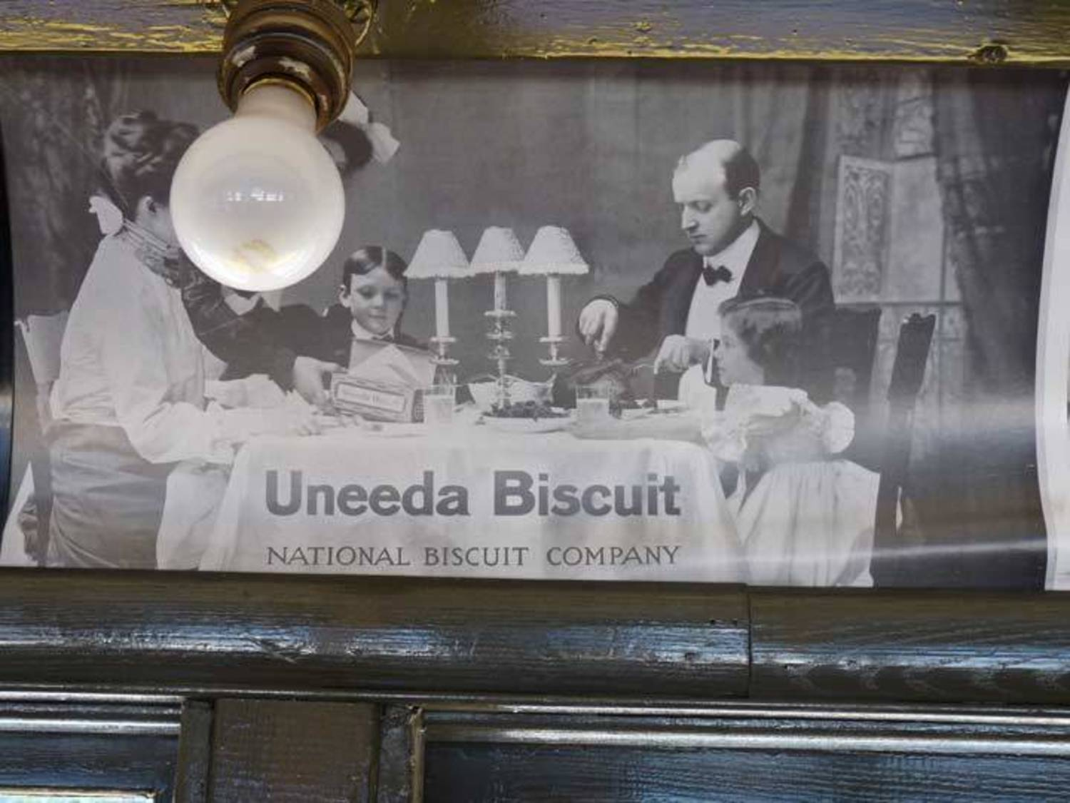 Uneeda Biscuits