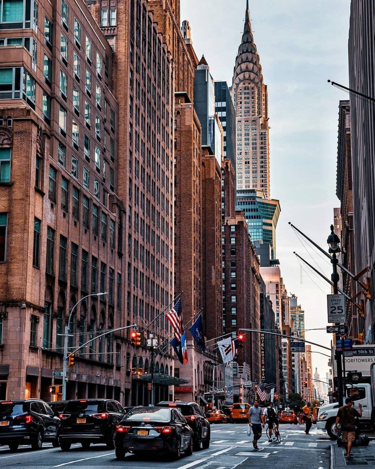 Lexington Avenue and 50th Street, Manhattan