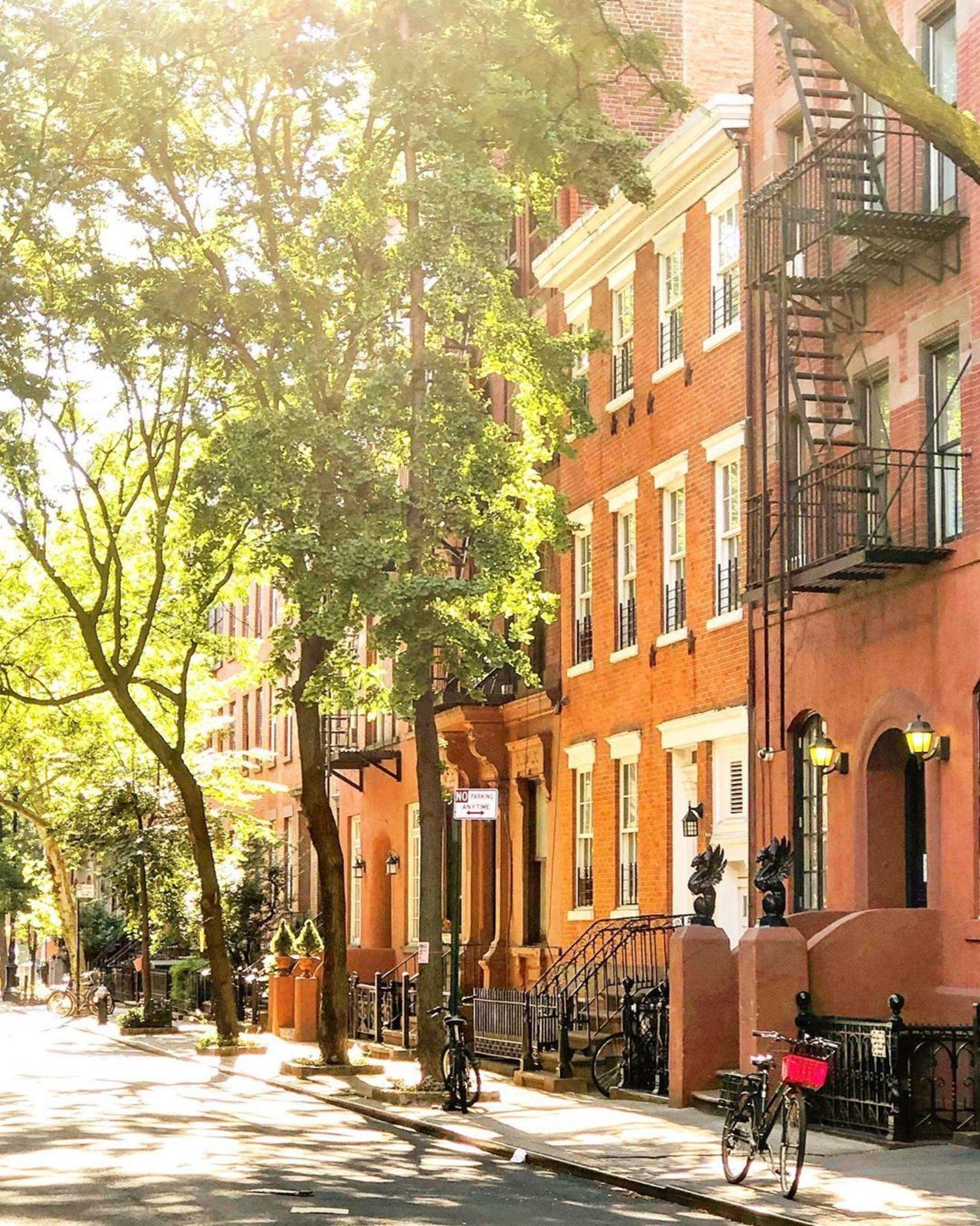 Perry Street, West Village, Manhattan