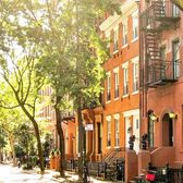 Perry Street, West Village, Manhattan