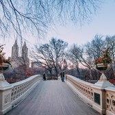 New York City's Central Park at Sunset (4K ASMR Walk)