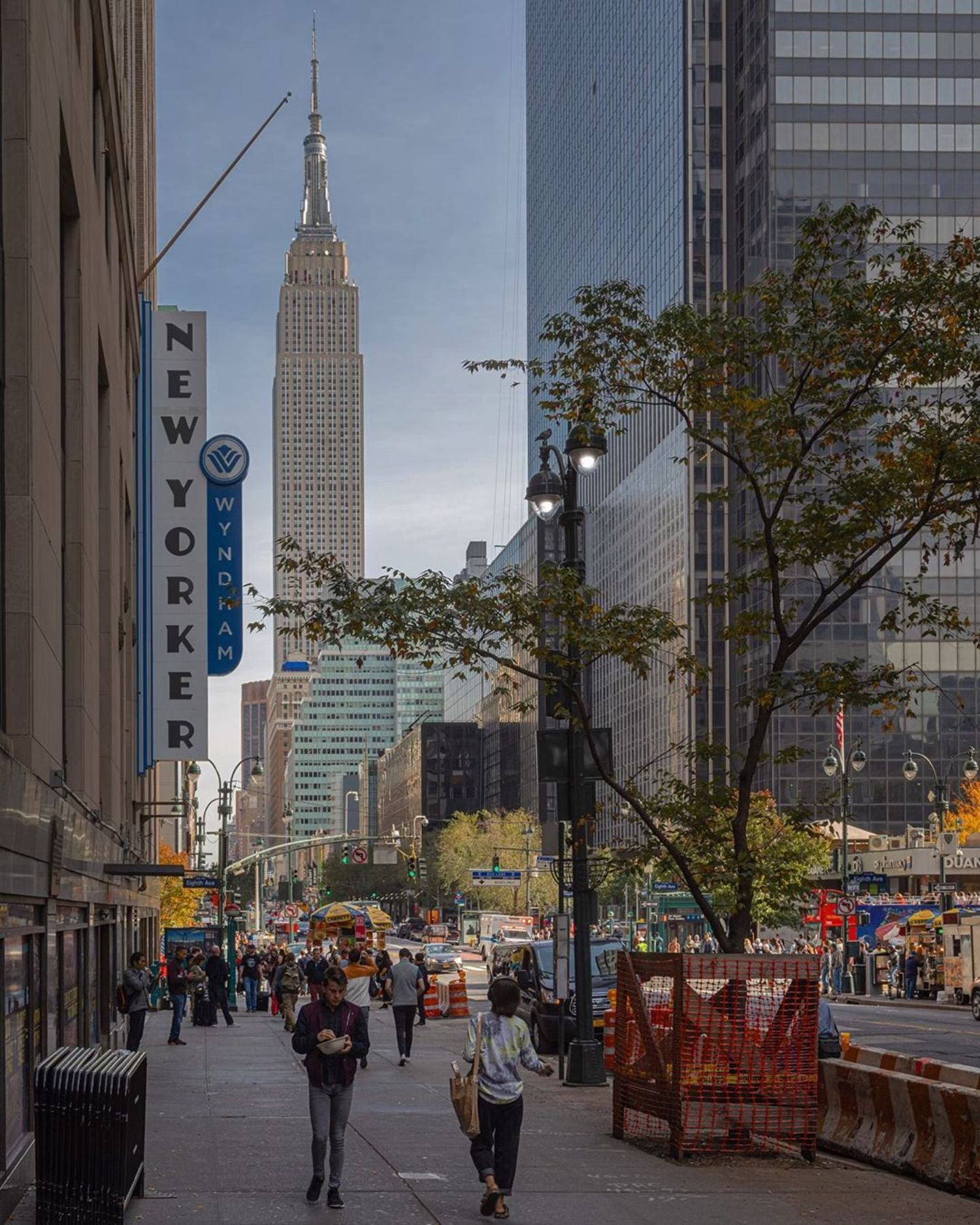 34th Street, Midtown, Manhattan
