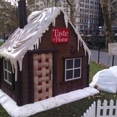 Gingerbread Boulevard, Madison Square Park