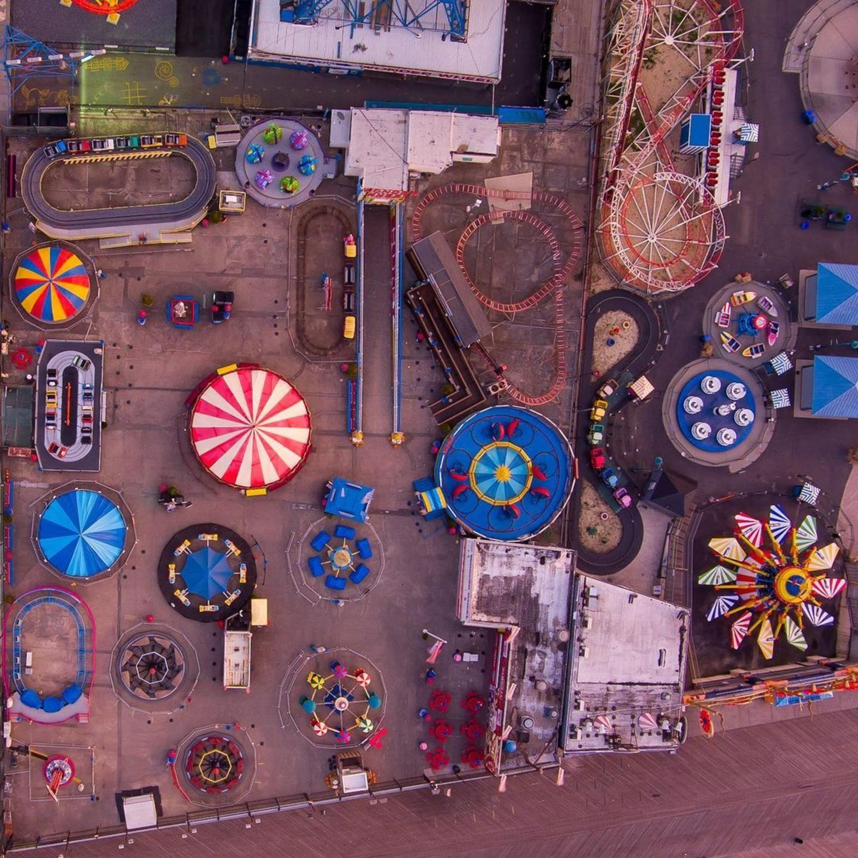Luna Park, Coney Island, Brooklyn