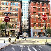 Lafayette Street, SoHo, Manhattan