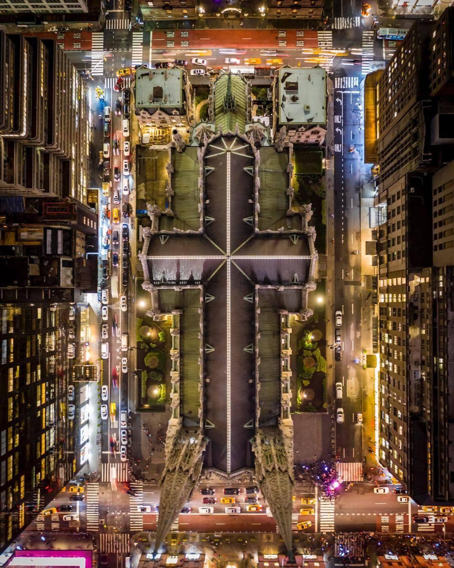 St. Patrick's Cathedral, Midtown, Manhattan