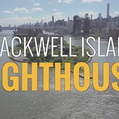 Above New York - Blackwell Island Lighthouse
