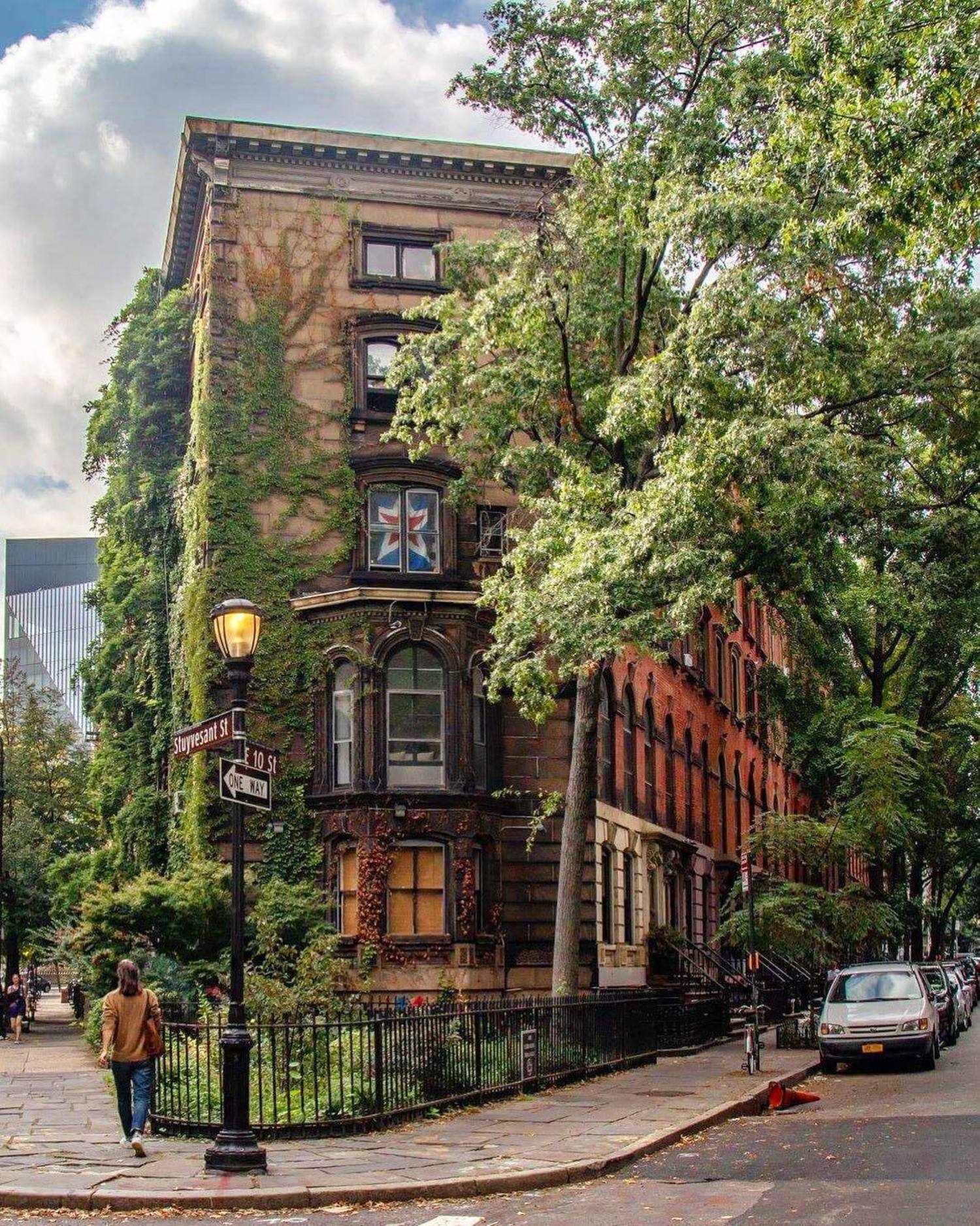Abe Lebewohl Park, E 10th Street and Stuyvesant Street, East Village, Manhattan