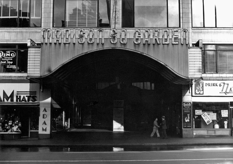 Madison Square Garden, September 26, 1953