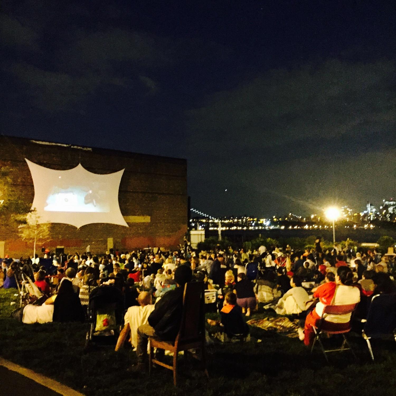 Movie Night, Transmitter Park