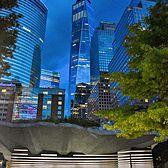 Irish Hunger Memorial, Battery Park City, Manhattan