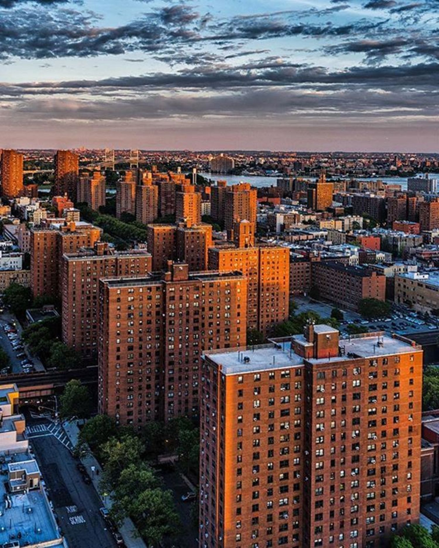 East Harlem, Manhattan. Photo via @kylenowinski_photos #viewingnyc