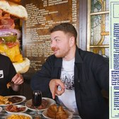 Trying Everything on the Menu at NYC's Most Famous Burger Restaurant (Ft Brad Leone) | Bon Appétit