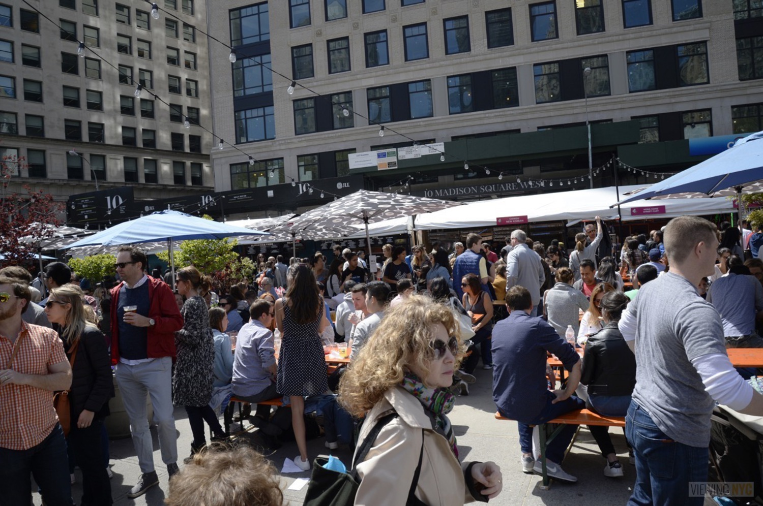 10 Madison Square | Mad. Sq. Eats / Spring 2016