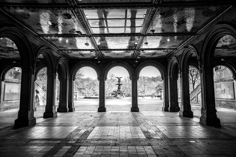 Bethesda Terrace, Central Park, Manhattan