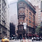 Delmonico's Restaurant, Financial District, Manhattan