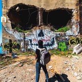 Found New York's Decaying Skull Graffiti Mural! LIVEJN in Greenpoint Part 1