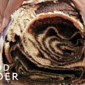 How Green's Bakery Makes The Most Legendary Babka | Legendary Eats