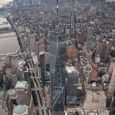 One World Trade Center from Above