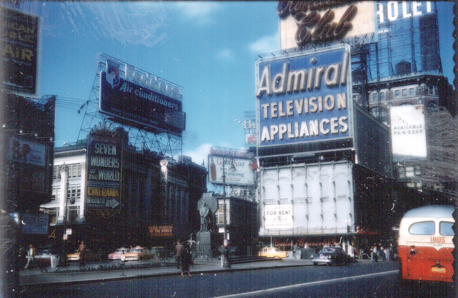 Times Square, 1956 - 1