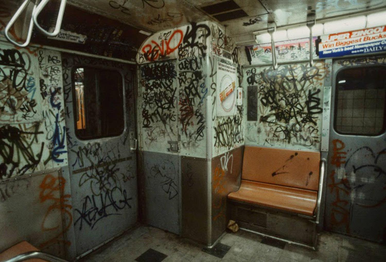 New York City Subway, 1981