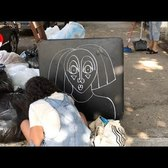 Sara Erenthal's Backstory: NYC Street Artist Makes Art Out Of Trash