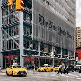 The New York Times Building, Midtown, Manhattan