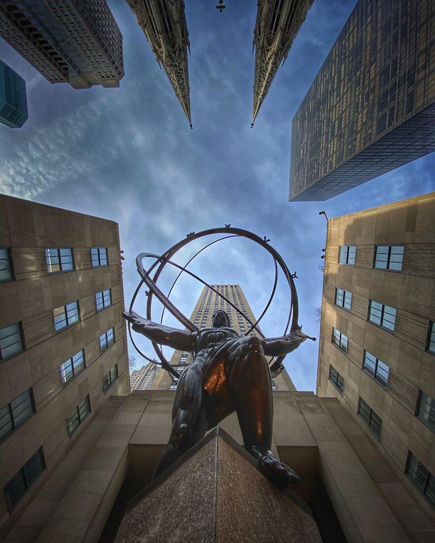 Rockefeller Center, Manhattan