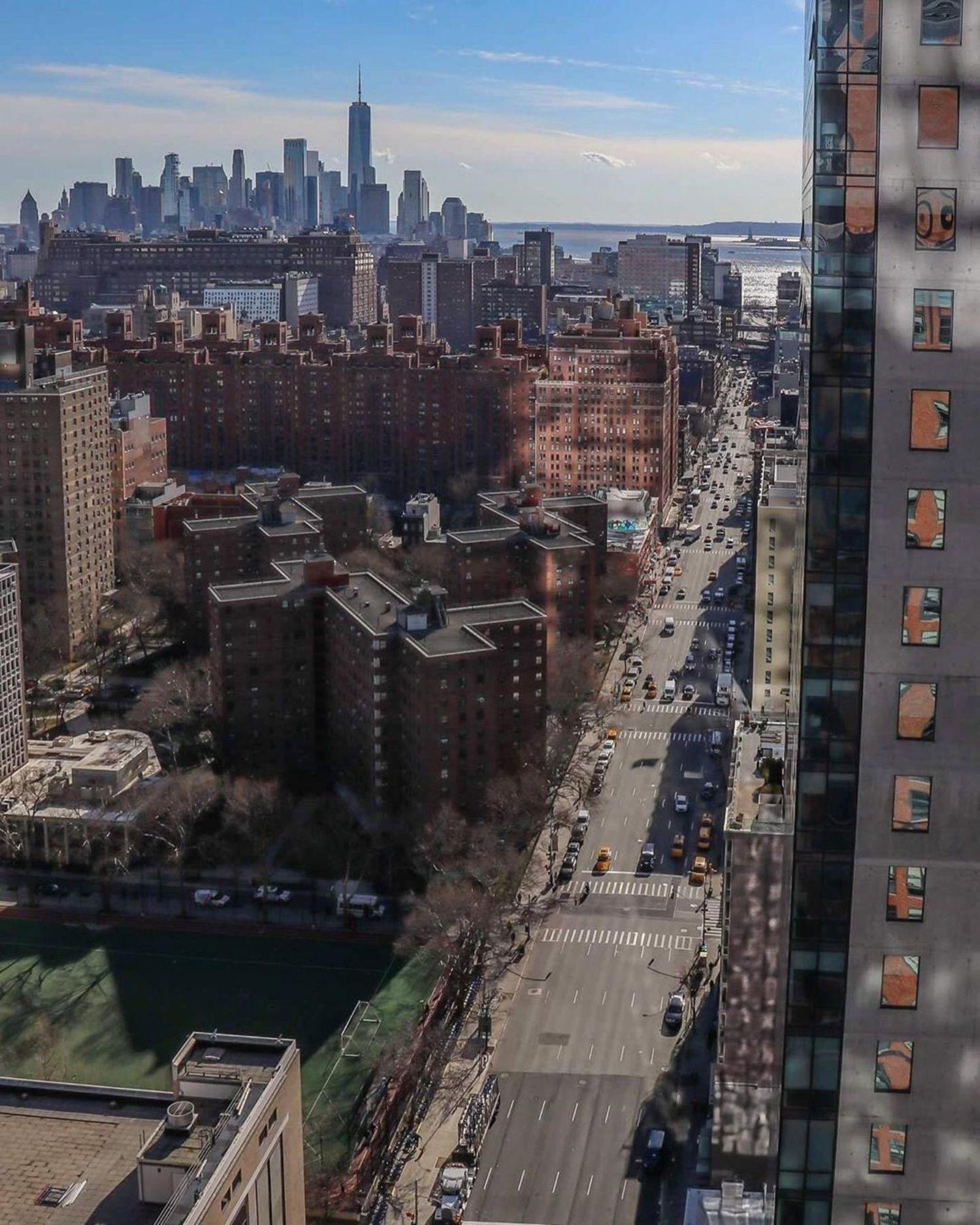 Lower Manhattan from Hudson Yards