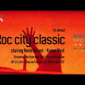 Roc city classic starring Kevin Durant X Kanye West Live Streaming 2/12/15 8PM EST
