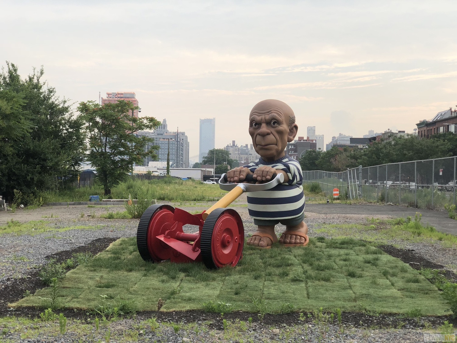 The Spanish Gardener, Elliot Arkin, Brooklyn, NY, 2018