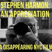 Stephen Harmon: An Appreciation