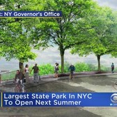 Largest State Park To Open In NYC Next Year