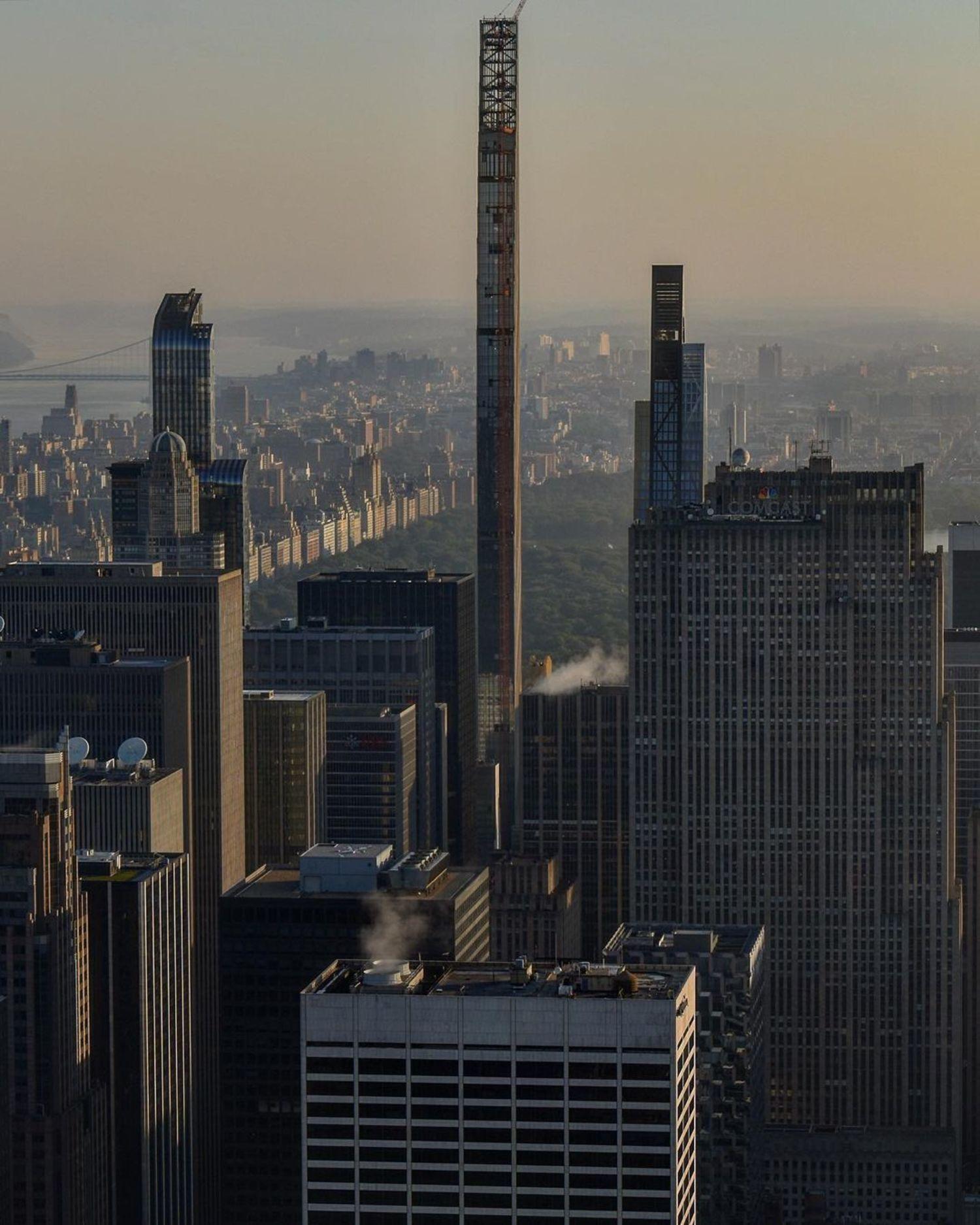 Billionaire's Row, Manhattan