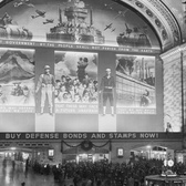 Vintage Photographs of Grand Central Terminal Give a Peek Back to 1940's New York City