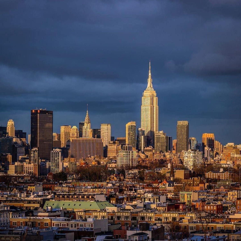 New York, New York. Photo via @brandontaoka #viewingnyc