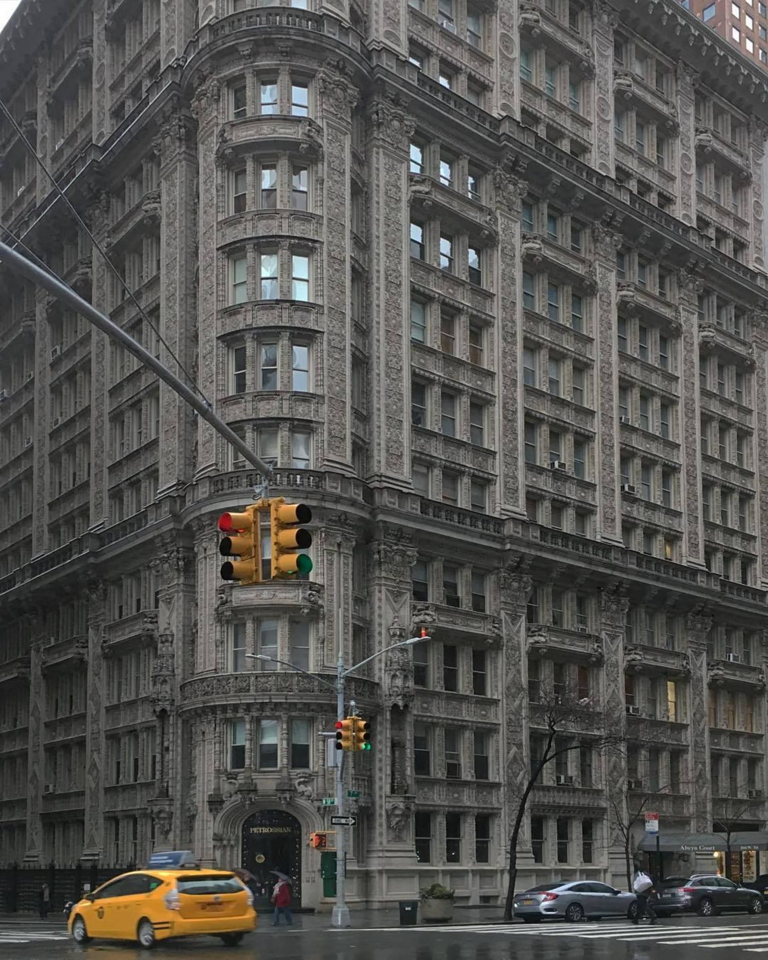 Alwyn Court, Midtown, Manhattan