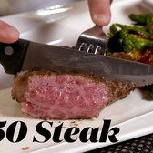 Meet Manhattan's Most Expensive Steak, a $350 Cut of Beef from Old Homestead Steakhouse