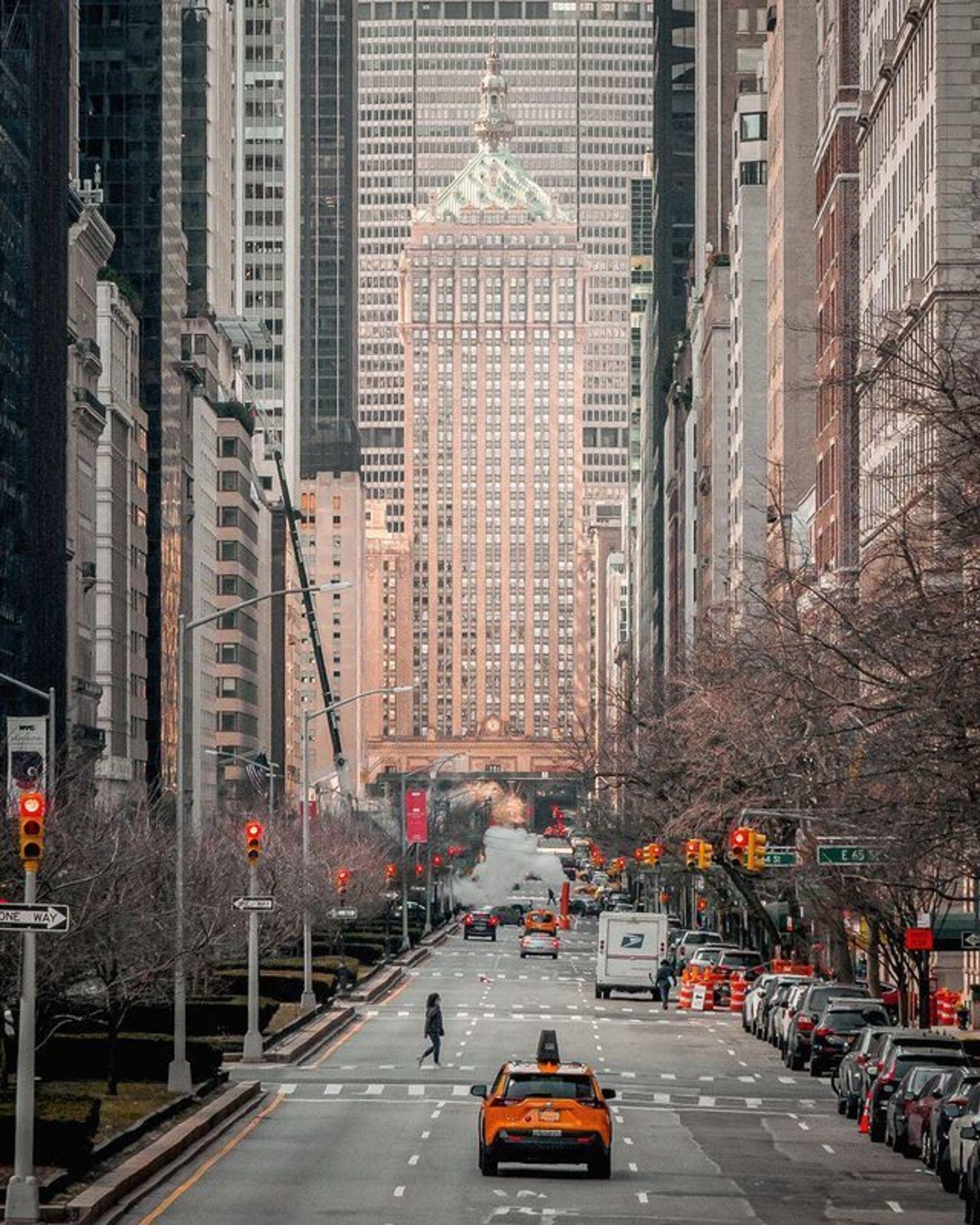 Park Avenue, Midtown, Manhattan