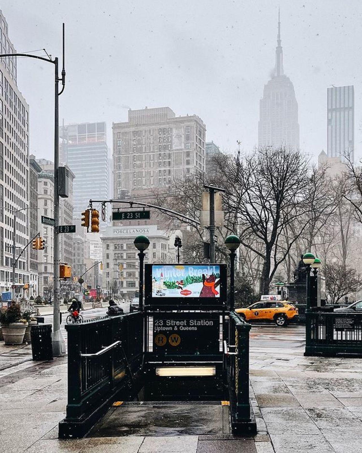 Flatiron Plaza, Flatiron District, Manhattan