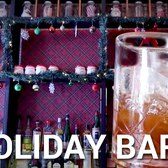 Holiday Pop-Up Bars Take Over
