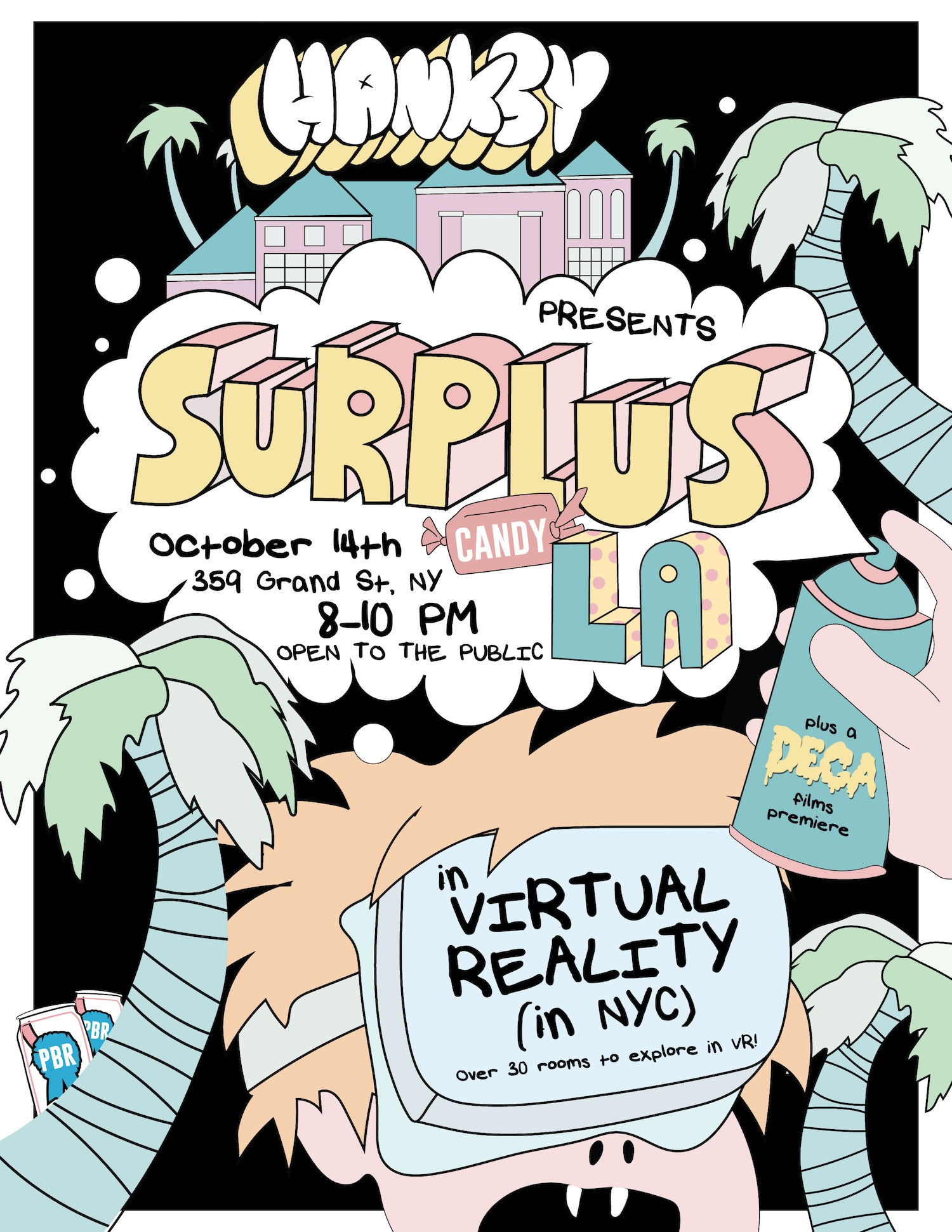 Surplus Candy LA
