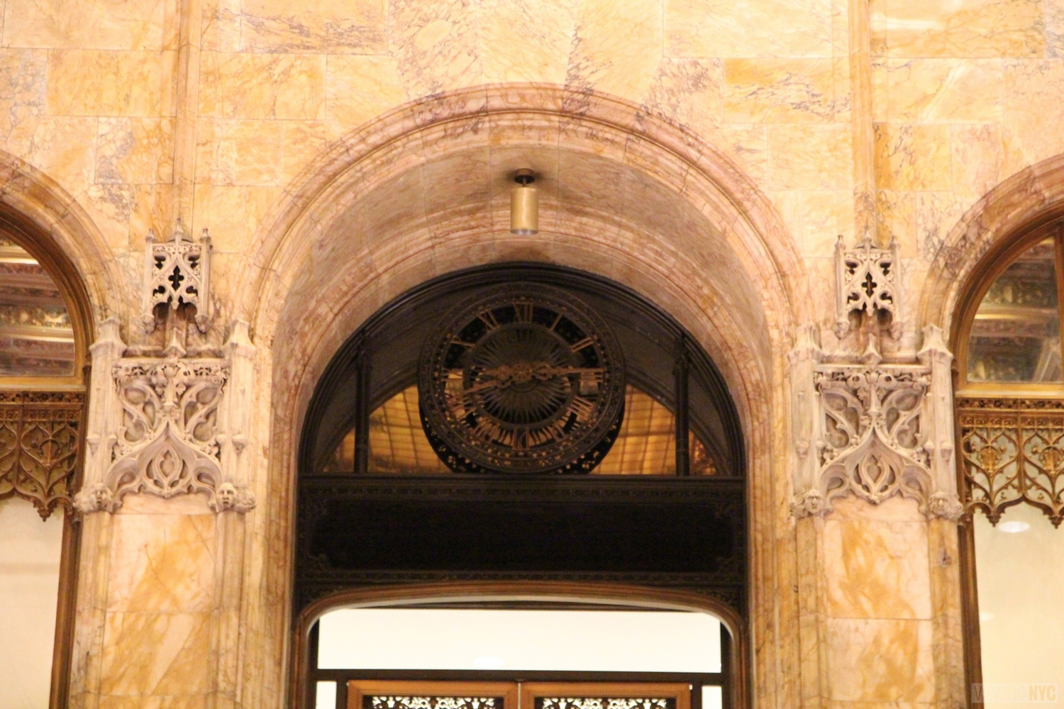 Woolworth Building Lobby and Basement Tour 20