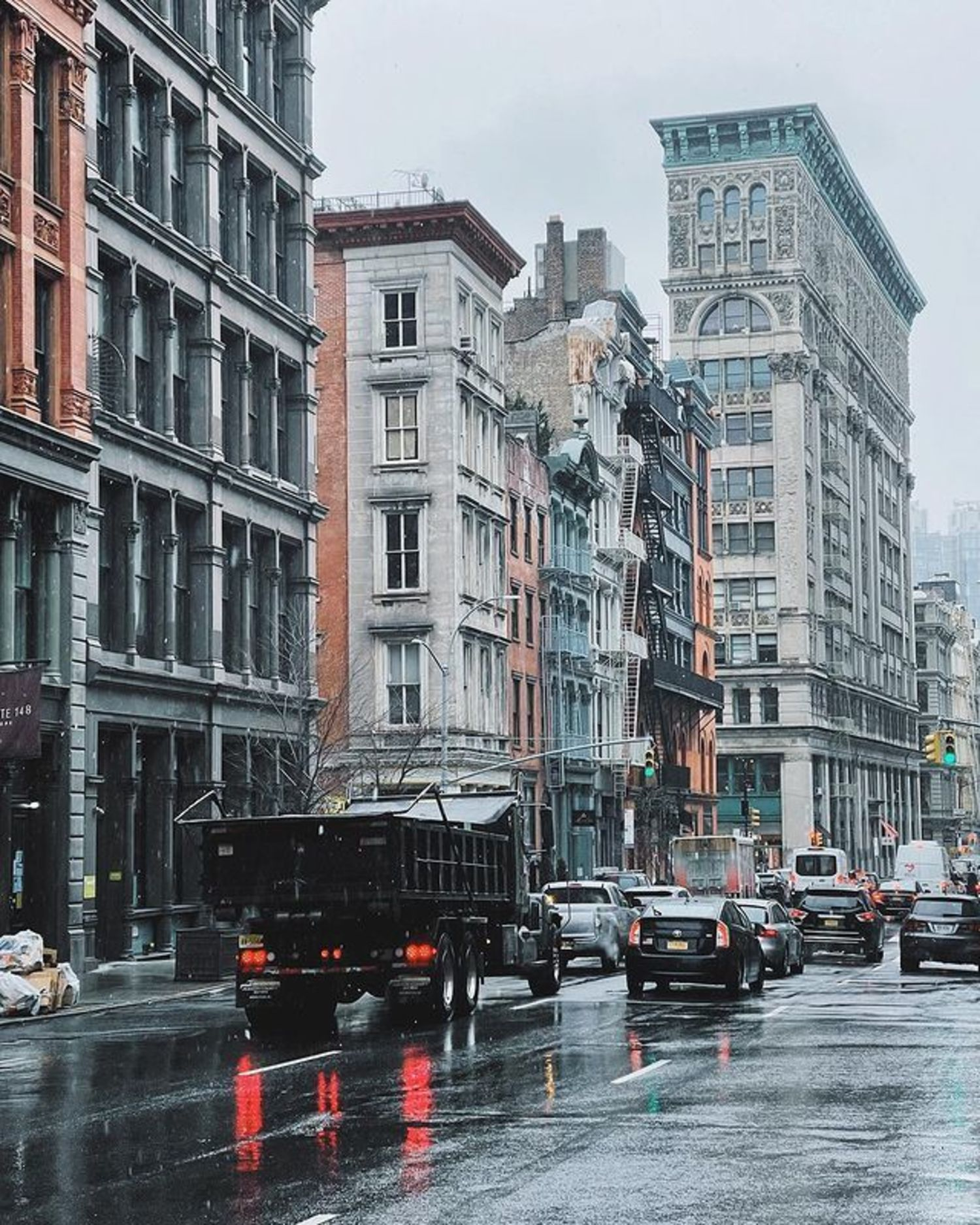 Broome Street, SoHo, Manhattan