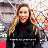 Meet the Official Host of Times Square New Year's Eve - Allison Hagendorf