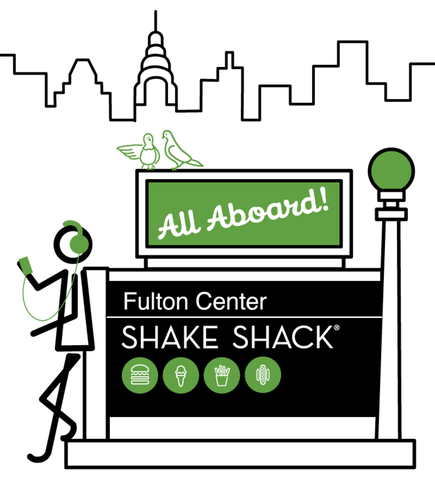 Fulton Center to Get Shake Shack in 2016