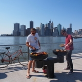 Brooklyn Bridge Park BBQ