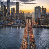 Brooklyn Bridge, New York, New York. @beholdingeye @flynyon