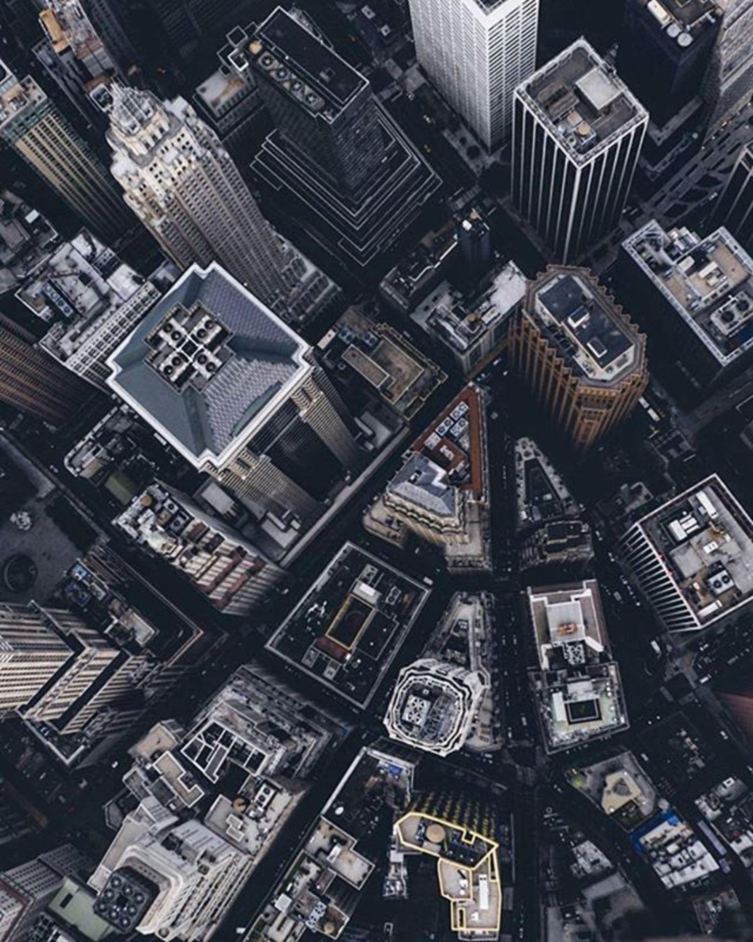 New York, New York. Photo via @xtramoney #viewingnyc
